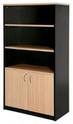 Access Half plus bookcase