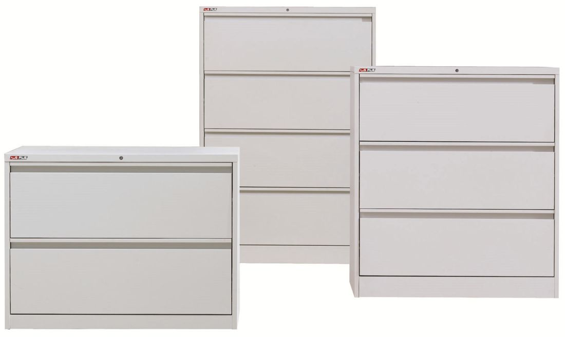 Lateral Filing Cabinet, range