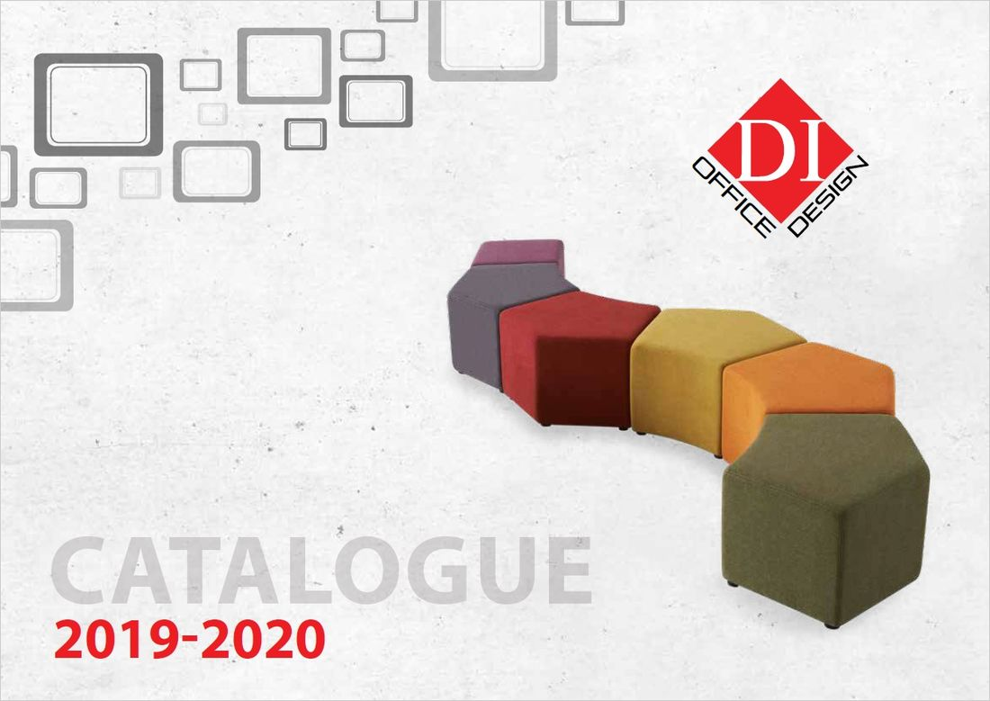 Locally Upholstered Range 2019-2020