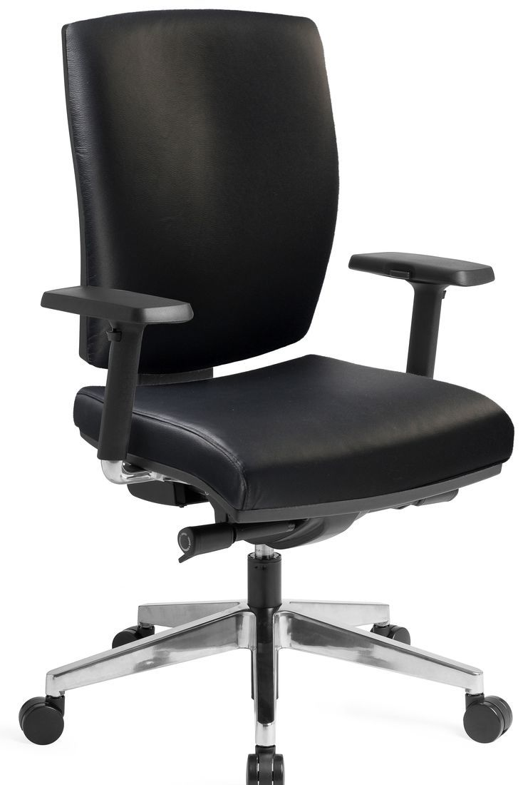 Apollo Executive - Black Leather