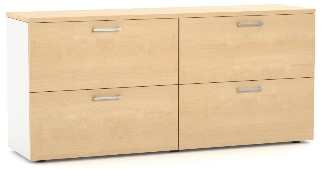 Lateral Filing Cabinet 2x2
