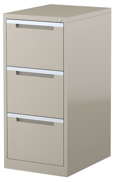 Filing Cabinets - 3 Draw